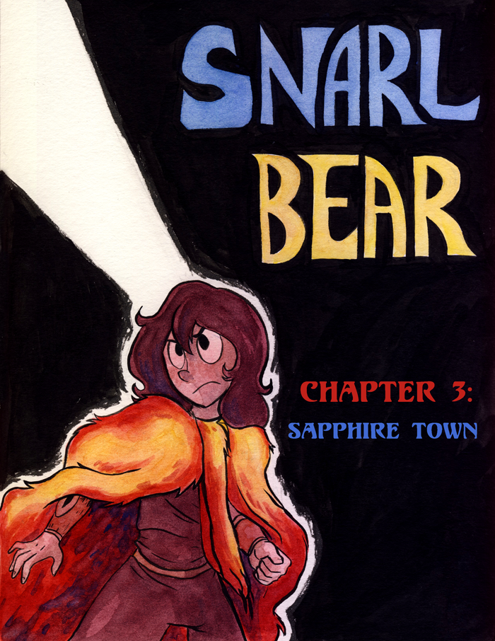 Chapter Three: Cover